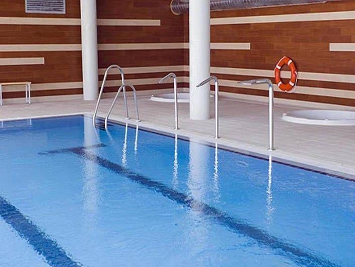 Chorros aquaterapia