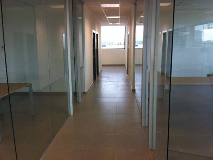 Divisiones interiores en oficinas