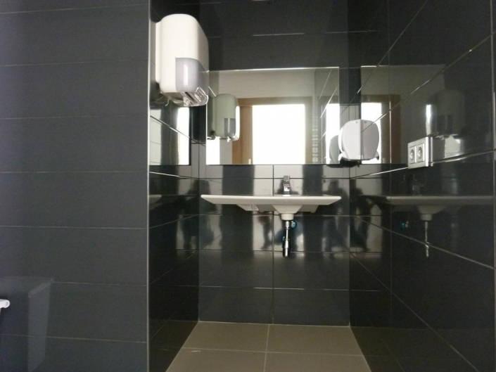 Equipamiento baño cliente