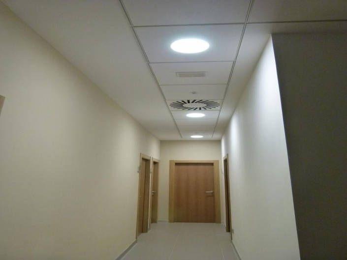 Sensores de movimiento para iluminación de zonas comunes