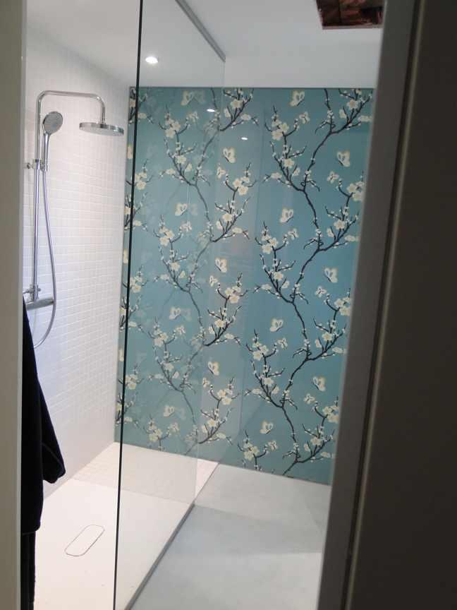 Como hacer una ducha de obra espacios y proyectos - Fotos de duchas de obra ...