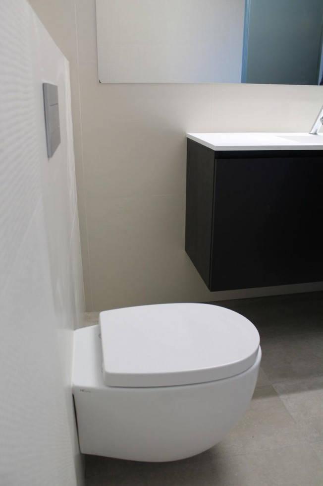 Reforma de piso en valencia zona de cortes valencianas - Cisterna empotrada ...
