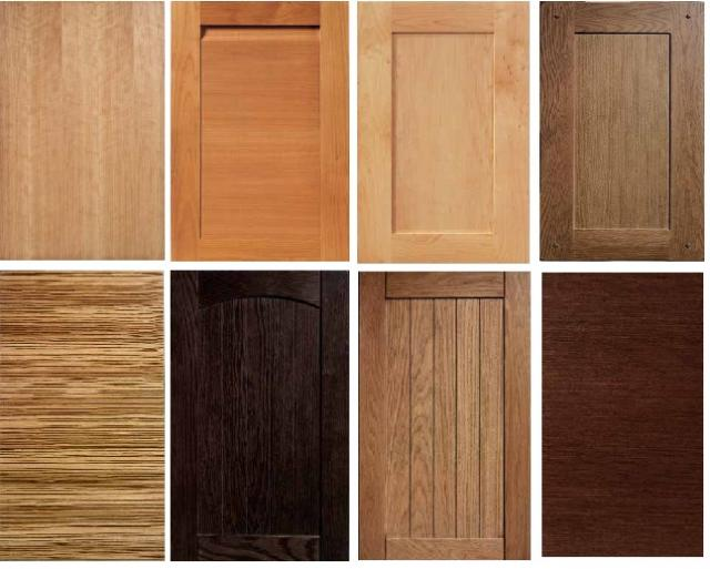 Puertas de cocina que material elijo espacios y proyectos for Maderas para cocinas