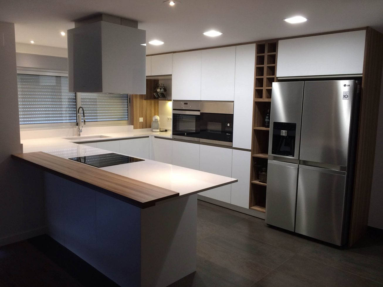 Cocina espacios y proyectos - Cocina abierta ...