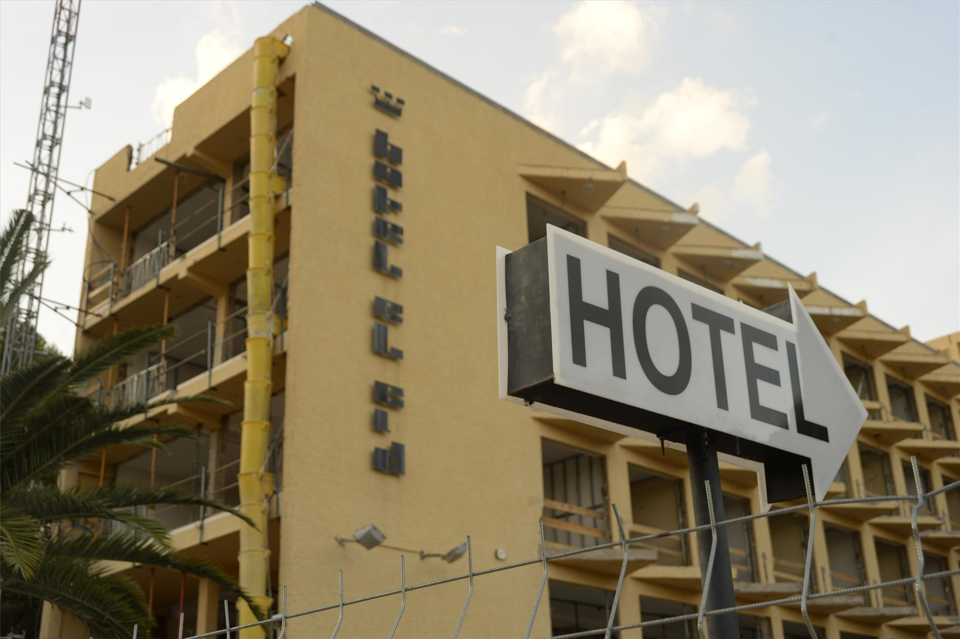 REHABILITACI N INTEGRAL HOTEL EL CID Demolici n y refuerzo