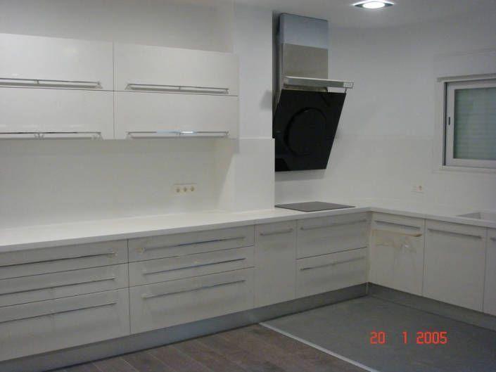 2009 espacios y proyectos - Bancadas de cocina ...