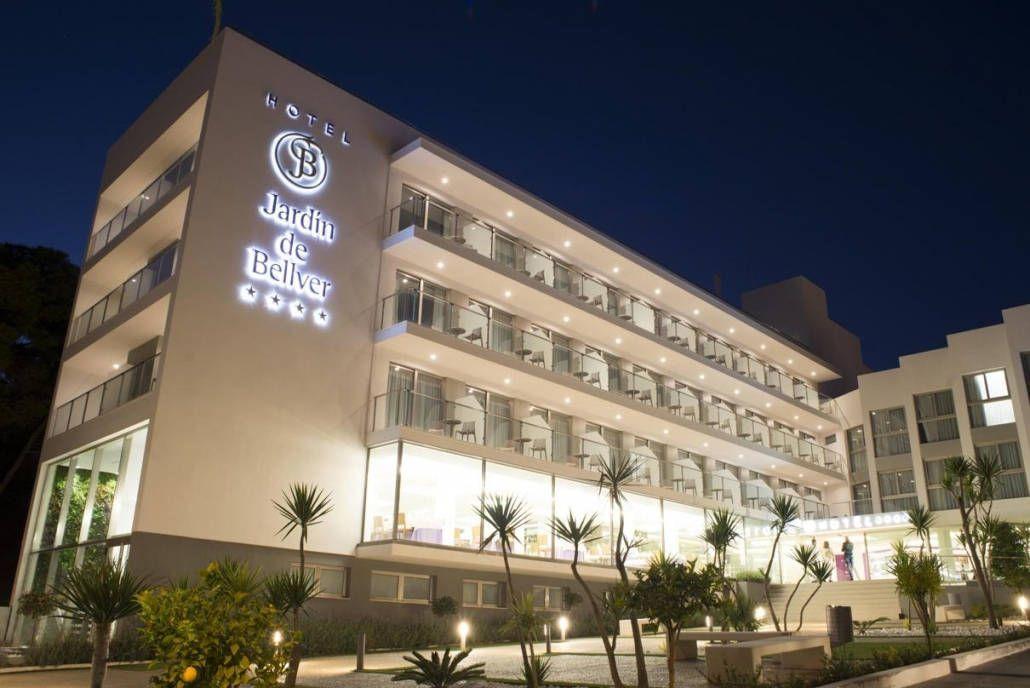 Hotel jard n de bellver benicassim espacios y proyectos - Hotel jardin bellver ...