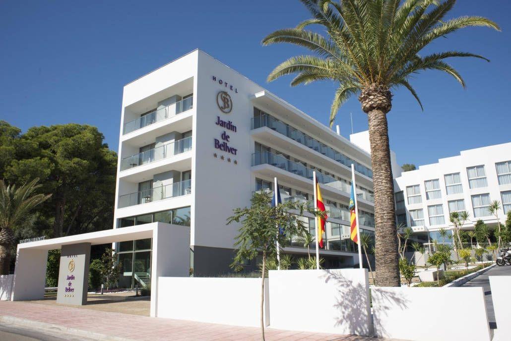 Hotel jard n de bellver espacios y proyectos - Hotel jardin bellver ...