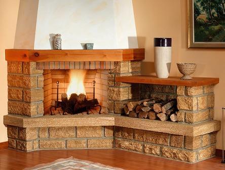Estufas y chimeneas espacios y proyectos - Tipo de chimeneas ...