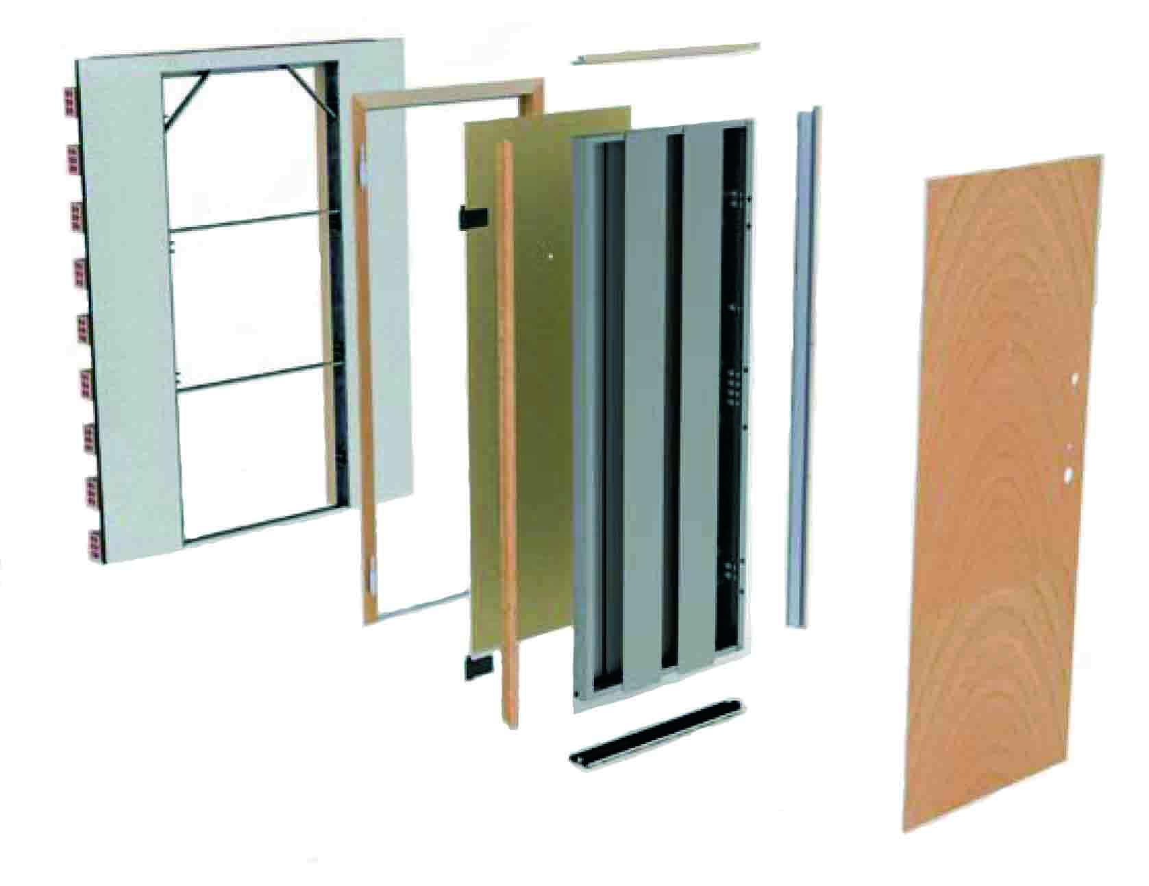 Puerta acorazadas espacios y proyectos for Puerta blindada casa