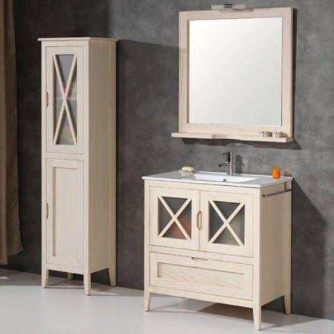 Muebles de ba o espacios y proyectos for Mueble columna bano barato