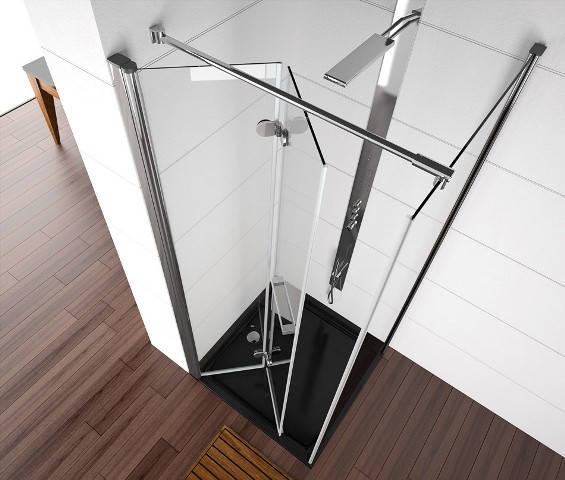 Puertas para ba o plegables - Baneras plegables para duchas ...