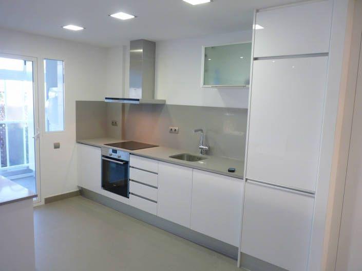 cocina integrada salon