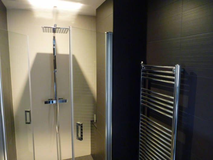 mampara baño columna ducha