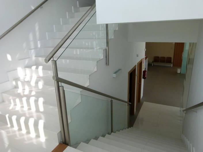 Escalera acceso planta primera