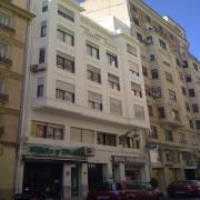 fachada rehabilitada calle garrigues