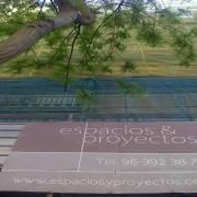 lona proteccion desprendimientos rehabilitacion fachada