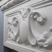 moldura decoratica fachada