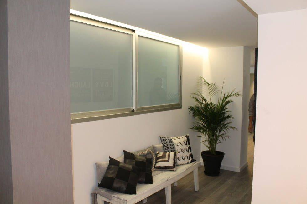 Reforma de vivienda en mislata - Iluminacion indirecta dormitorio ...
